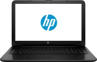 HP Pentium Dual Core 5th Gen - (4 GB/500 GB HDD/DOS) 15-ac040TU Laptop(15.6 inch, Jack Black Color With Textured Diamond Pattern, 2.14 kg)