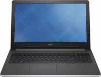 DELL Inspiron Core i3 6th Gen - (4 GB/1 TB HDD/Windows 10/2 GB Graphics) 5559 Laptop(15.6 inch, Silver, 2.3 kg, With MS Office)