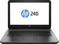 HP G3 Series Core i3 4th Gen - (4 GB/500 GB HDD/DOS) 240 G3 Laptop(13.86 inch, Black, 2.1 kg)