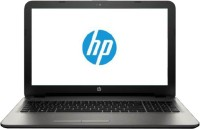 HP Core i5 5th Gen - (4 GB/1 TB HDD/DOS/2 GB Graphics) 15-ac026TX Laptop(15.6 inch, Turbo SIlver Color With Diamond & Cross Brush Pattern, 2.19 kg)