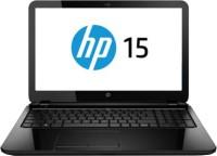 HP 15-r007TX Notebook (4th Gen Ci5/ 4GB/ 1TB/ Free DOS/ 2GB Graph) (G8D31PA)(15.6 inch, SParkling Black, 2.23 kg)