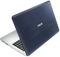 Asus K Series Core i7 4th Gen - (8 GB/1 TB HDD/DOS/2 GB Graphics) K555LD-XX391D Laptop(15.6 inch, Blue, 2.3 kg)