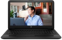 HP Pentium Quad Core - (4 GB/500 GB HDD/Windows 10 Home) 15-AY015TU Laptop(15.6 inch, Jack Black, 2.19 kg, With MS Office)