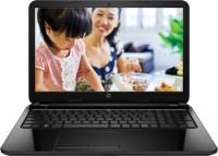HP 15-r248TU Notebook (Pentium Quad Core/ 2GB/ 500GB/ Win8.1) (L2Z65PA)(15.6 inch, SParkling Black, 2.23 kg)