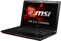 MSI G Core i7 7th Gen - (16 GB/1 TB HDD/128 GB SSD/Windows 10 Home/4 GB Graphics) GP62 Gaming Laptop(15.6 inch, Metal Black, 2.3 kg)