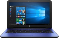 HP Core i3 6th Gen - (4 GB/1 TB HDD/Windows 10 Home) 15-ay544TU Laptop(15.6 inch, Blue, 2.19 kg)