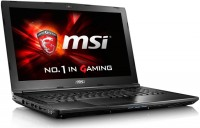 MSI G Series Core i7 7th Gen - (8 GB/1 TB HDD/Windows 10 Home/2 GB Graphics) GL62M Gaming Laptop(15.6 inch, Black, 2.1 kg)