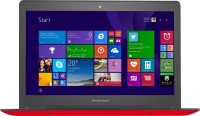 Lenovo Core i5 5th Gen - (4 GB/1 TB HDD/8 GB SSD/Windows 8.1/2 GB Graphics) U41-70 Laptop(14 inch, Red, 1.68 kg)