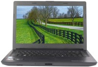 Acer Gateway Pentium Dual Core - (2 GB/320 GB HDD/Linux) NE46Rs1 Laptop(14 inch, Black)