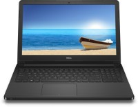 Dell Inspiron Core i3 5th Gen - (4 GB 500 GB HDD Linux) 3558 Laptop(15.6 inch Black)