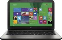 HP 15-ac033TX (NotebooK) (Core i5 (5th Gen)/ 4GB/ 1TB/ Win8.1/ 2GB Graph) (M9V13PA)(15.6 inch, Turbo SIlver Color With Diamond & Cross Brush Pattern, 2.14 kg)