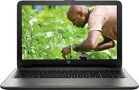 HP APU Dual Core E1 E1-6015 - (4 GB/500 GB HDD/DOS) 15-AF143AU Laptop(15.6 inch, Turbo SIlver, 2.19 kg)
