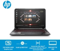 HP Star Wars Special Edition Core i5 6th Gen - (8 GB/1 TB HDD/8 GB SSD/Windows 10 Home/2 GB Graphics) 15-AN003TX Laptop(15.6 inch, Black, 2.19 kg)