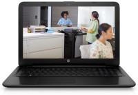 HP Pentium Quad Core 4th Gen - (4 GB/500 GB HDD/DOS) 15-AC649TU Laptop(15.6 inch, Black)
