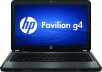HP G4-1303AU Notebook (APU Dual Core A4/ 2GB/ 500GB/ Free DOS) (D7Z60PC)(13.86 inch, Black, 2.1 kg)