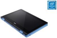 Acer Aspire R11 Pentium Quad Core 4th Gen - (4 GB/500 GB HDD/Windows 10 Home) R3-131T-p4aa 2 in 1 Laptop(11.6 inch, Light Blue, 1.58 kg)