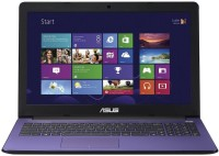 Asus X Series Pentium Quad Core 4th Gen - (2 GB/500 GB HDD/DOS) X553MA-XX514D Laptop(11.6 inch, Purple, 2.15 kg)