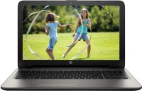 HP Core i5 6th Gen - (8 GB/1 TB HDD/DOS/2 GB Graphics) 15-AC152TX Laptop(15.6 inch, Turbo SIlver Color With Diamond & Cross Brush Pattern, 2.19 kg)