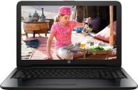 HP Core i3 6th Gen - (4 GB/1 TB HDD/DOS) 15-ay542TU Laptop(15.6 inch, Black, 2.19 kg)