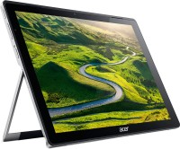 Acer Core i3 6th Gen - (4 GB/128 GB SSD/Windows 10 Home) SA5-271-35BE 2 in 1 Laptop(12 inch, Silver, 1.25 kg)