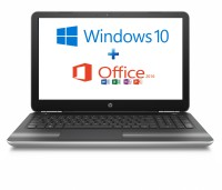 HP Core i5 7th Gen - (8 GB/1 TB HDD/Windows 10 Home/2 GB Graphics) 15-AU620TX Laptop(15.6 inch, Natural SIlver, 2.03 kg)