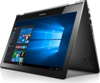 Lenovo Yoga Core i5 6th Gen - (4 GB/1 TB HDD/Windows 10 Home/2 GB Graphics) 500 14 2 in 1 Laptop(14 inch, Black, 1.8 kg)