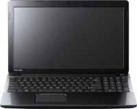 Toshiba Satellite C50A-I0016 Laptop (DOS, 2GB RAM, 500GB HDD, Intel Core i3, Black)