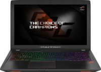 Asus ROG Core i7 7th Gen - (16 GB/1 TB HDD/256 GB SSD/Windows 10 Home/4 GB Graphics) GL553VE-FY127T Gaming Laptop(15.6 inch, Black Metal, 2.5 kg)