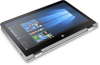View HP x360 Core i5 7th Gen - (8 GB/1 TB HDD/Windows 10 Home) 13-u133tu 2 in 1 Laptop(13.3 inch, Silver, 1.66 kg) Laptop