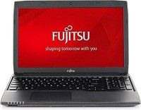 Fujitsu A series Core i3 5th Gen - (4 GB/1 TB HDD/DOS) Lifebook Laptop(15.6 inch, Black, 2.2 kg)