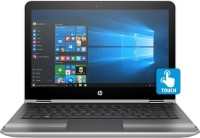 HP Core i3 7th Gen - (4 GB/1 TB HDD/Windows 10 Home) 13-U131TU X360 2 in 1 Laptop(13.3 inch, Natura