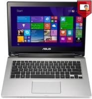 Asus Transformer Flip Touch Core i5 4th Gen - (4 GB/1 TB HDD/Windows 8.1/2 GB Graphics) TP300LD Lapt