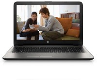HP AC Core i5 5th Gen - (4 GB/1 TB HDD/DOS) 124TU Laptop(15.6 inch, Turbo SIlver Color With Diamond & Cross Brush Pattern, 2.19 kg)