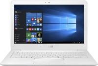 ASUS Zenbook Core m5 5th Gen - (4 GB/256 GB SSD/Windows 10 Home) UX305FA-FC123T Thin and Light Laptop(13.3 inch, Ceramic White, 1.2 kg)