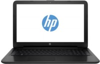 HP Core i7 5th Gen - (8 GB/1 TB HDD/DOS/2 GB Graphics) 15-ac028TX Laptop(15.6 inch, Jack Black Color With Textured Diamond Pattern, 2.14 kg)