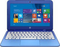 HP Stream Celeron Dual Core - (2 GB/32 GB HDD/32 GB EMMC Storage/Windows 8.1) 13-C019TU Laptop(13.3 inch, Horizon Blue, 1.55 kg)