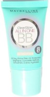 Maybelline Clear Glow BB Cream(Nude - 01) - Price 129 35 % Off