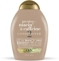 OGX Fight Fallout+ Niacin3 & Caffeine Conditioner(385 ml)