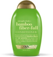 OGX Strength & Body+Bamboo Fiber Full Conditioner(385 ml)