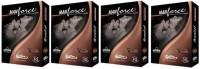 Manforce Coffee Condom(Set of 4, 40S)