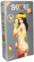 Skore Pila Colada Condom(Set of 12, 120S)