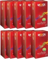 Moods Xtasy Condom(Set of 10, 120S)