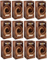 Moods Chocolate 144pc (12X12) Condom(Set of 12, 144S)