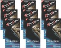 KamaSutra Wet n Wild - UPFK200288 Condom(Set of 9, 108S)