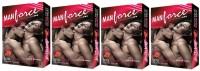 Manforce Strawberry Condom(Set of 4, 40S)