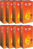 Moods Blaze 96pc (12X8) Condom(Set of 8, 96S)
