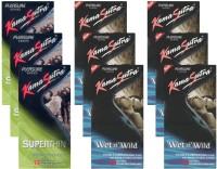KamaSutra Superthin, Wet n Wild - UPFK200324 Condom(Set of 9, 108S)