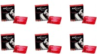 Manforce Strawberry Condom(Set of 6, 18S)