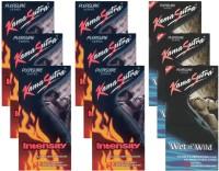 KamaSutra Intensity, Wet n Wild - UPFK200372 Condom(Set of 9, 108S)