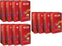 Moods Xtasy 144pc (12X12) Condom(Set of 12, 144S)